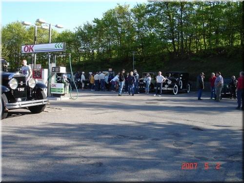 Afholte 2007 Vi mødes i brugsen i Raklev maj – FORD T KLUBBEN DANMARK OC-46
