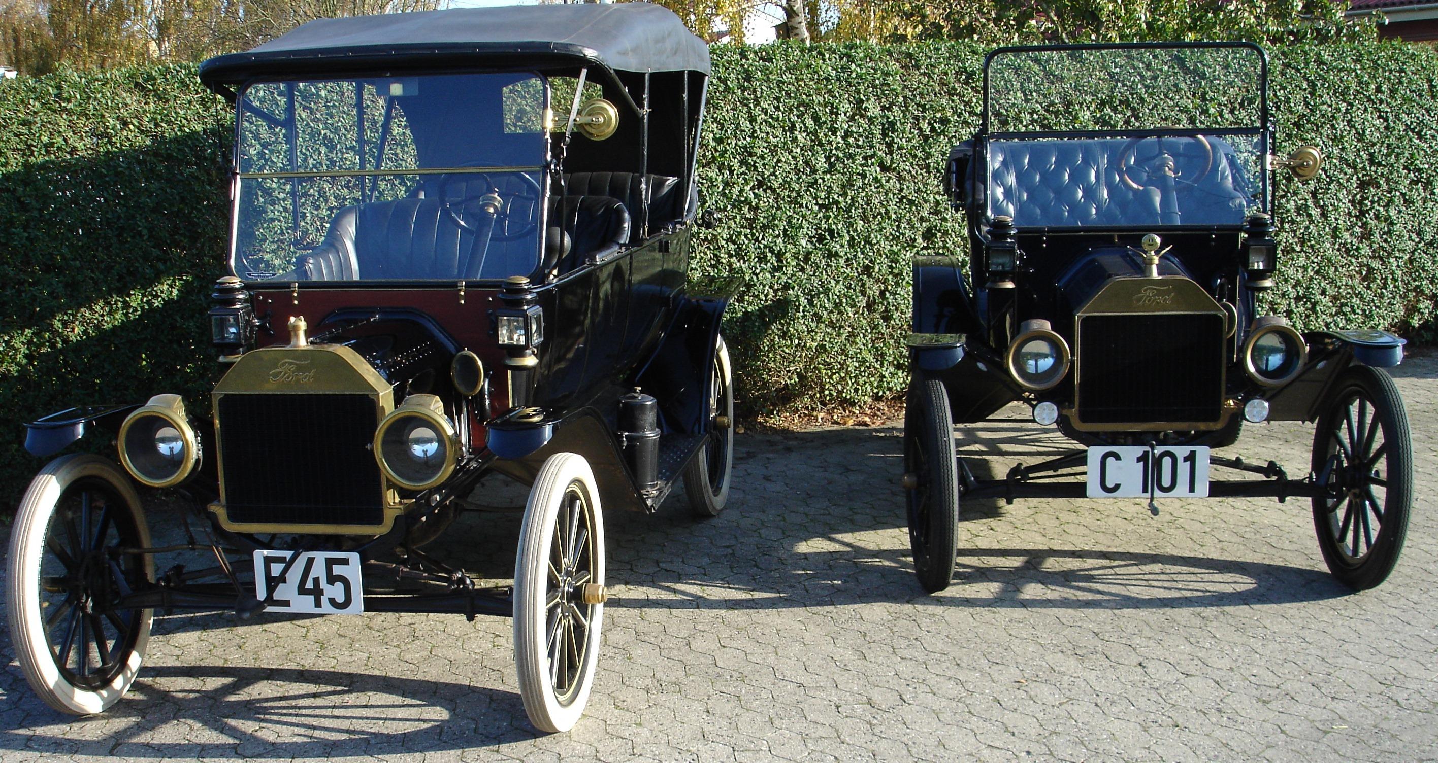 Ford T 100 års fødselsdag